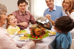 Today Show: Thanksgiving Kids Table Etiquette & Should I Bring A Date?