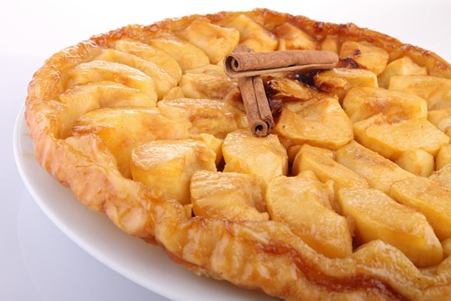 ... butternut squash tart tatin recipe, a classic French dessert with