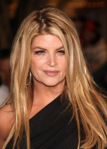 Good Morning America: Kirstie Alley The Art of Men Book