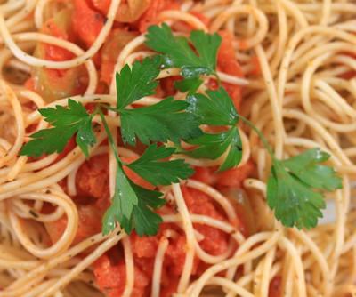 Rachael Ray: Cherry Tomato Shrimp Fra Diavolo Recipe
