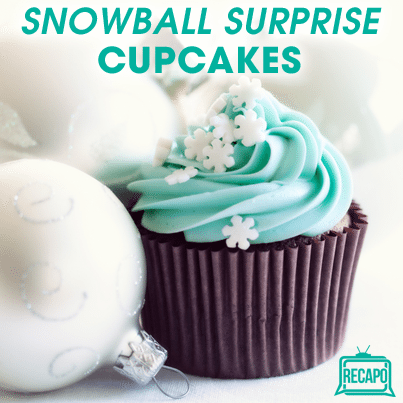The Chew Clinton Kelly & Carla Hall's Snowball Surprise Dessert Recipe