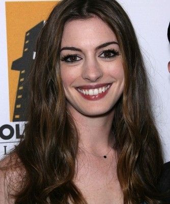 Anne Hathaway came by Ellen on November 6, 2014, to talk about her new movie Interstellar and her personal journey after discovering an article harshly criticizing her. (s_bukley / Shutterstock.com)