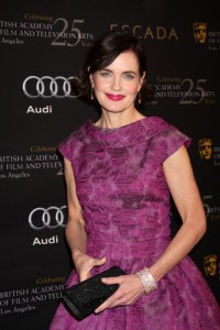 The View: Downton Abbey Elizabeth McGovern & Hugh Bonneville Season 3