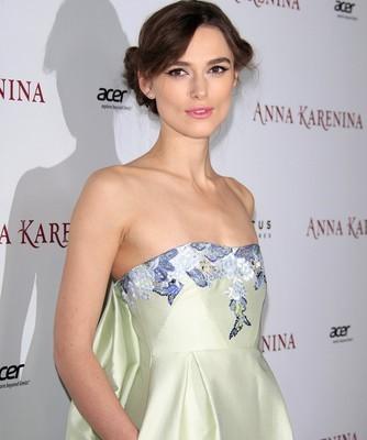 "Kelly & Michael: Keira Knightley Engaged & ""Anna Karenina"""