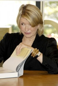 The View: Martha Stewart Arts & Crafts Time With Old Tree Branches