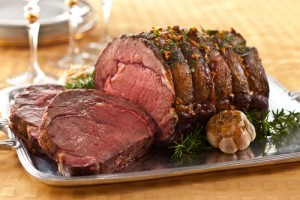 The Chew: Prime Rib With Horseradish Beets and Meat Thermometer Tips