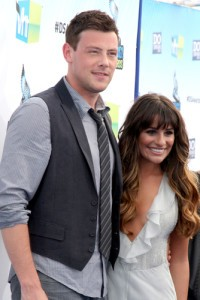 Ellen: Are Cory Monteith and Lea Michele Dating? Yoga Teacher Trick