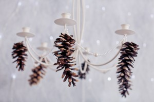 GMA Holiday Decor: Invest In A Chandelier & Make Your Own Stockings
