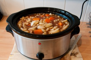 On March 10, 2015, The Chew crew will be sharing easy and delicious slow cooker meals on their show. (Lighttraveler / Shutterstock)