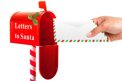 letters to santa fundraiser letters to santa fundraiser wch relay for letters from san 18967 | shutterstock 90281164