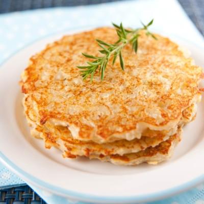 The Chew: Vegetable Caponata On Sweet Potato Crisps & Fran Drescher