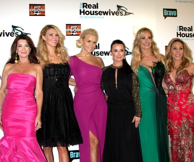 Kathie Lee & Hoda January 29: The Real Housewives of Bevery Hills