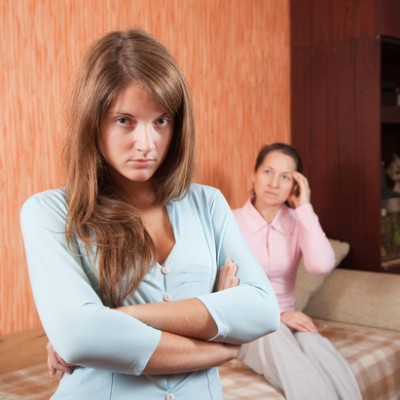Dr. Phil talked to a mother and the teen daughter she claims faked two pregnancies. But how similar are mother and daughter? (Iakov Filimonov / Shutterstock.com)