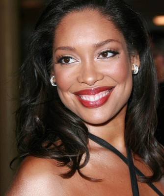 Gina Torres from Suits will come by The Chew July 1, 2014 to help The Chew make some great fast summer recipes. (s_bukley / Shutterstock.com)