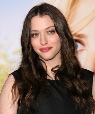 Ellen talked to Kat Dennings about her show 2 Broke Girls, dating Josh Groban, and how she knows nothing about cats on October 21, 2014. (s_bukley / Shutterstock.com)