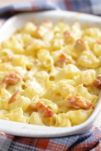 the chew mac and cheese