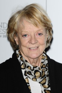 GMA: Maggie Smith Returns To Downton Abbey Season 4 & Dear Abby Dies
