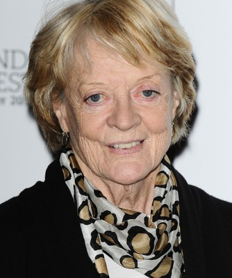 GMA: Maggie Smith Returns To Downton Abbey Season 4 & Dear Abby Dies