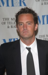 The Talk: Matthew Perry Meets Chevy Chase & Being Cast In Go On