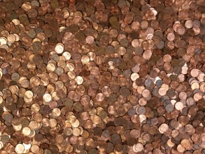Today Show: Couple Uses 60,000 Pennies to Renovate Bedroom Floor