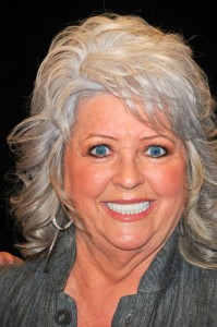 The one and only Paula Deen will come by The Chew on March 11, 2015, to show off recipes from her new low-fat cookbook. (s_bukley / Shutterstock.com)