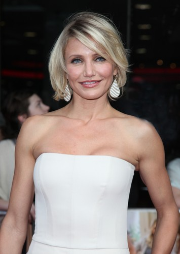 Cameron Diaz will come by Ellen on December 23, 2014, along with her costars Jamie Foxx and Quvenzhane Wallis, who will all discuss their new film Annie.(Featureflash / Shutterstock)