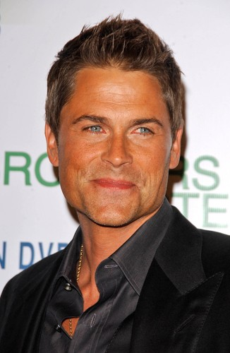 Rob Lowe came by Ellen today to talk about his new Lifetime movie Beautiful & Twisted, his love of football, and his many characters for those Direct TV ads. (s_bukley / Shutterstock.com)
