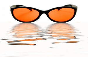 Dr Oz: Orange Lens Glasses Review & No Bake Energy Bars Recipe
