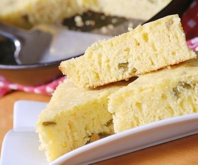 The View: Chopped's Ted Allen & Pumpkin Jalapeno Cornbread Recipe