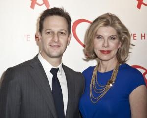 Kelly & Michael: Christine Baranski Buffalo Bills & The Good Wife