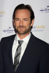 Actor Luke Perry came by The Doctors to help raise awareness about getting tested for colon cancer, one of the easily detectable and most deadly cancers. (Helga Esteb / Shutterstock.com)