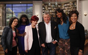 The Talk: William Shatner Escape From Planet Earth Review & Music