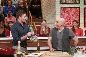 The Chew: Spicy Chicken and Sausage Stew Recipe By Clinton Kelly