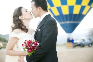Katie: Hot Air Balloon Wedding Crash & Wedding Party Falls In Lake