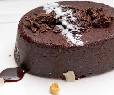 The Chew: Chocolate Hazelnut Cake Recipe & Yvette Nicole Brown