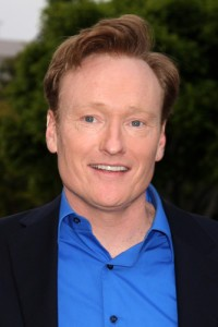 Conan O'Brien Will Be Hosting 2013 White House Correspondents Dinner