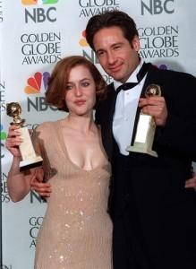 Tonight Show: David Duchovny, Gillian Anderson Romance & X-Files Movie
