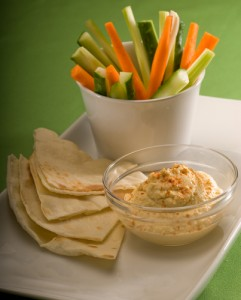 The Chew: Clinton Kelly's Party Appetizers & White Bean Dip