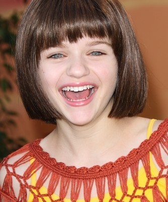 Tonight Show: Joey King Oz the Great and Powerful China Girl Character