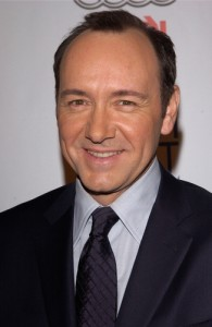 Today Show: Kevin Spacey & Robin Wright, Netflix House of Cards Review
