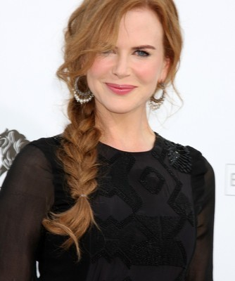 Actress Nicole Kidman came by Ellen to talk about her new movie Before I Go to Sleep, losing her father, and her loving husband, country superstar Keith Urban. (Helga Esteb / Shutterstock.com)
