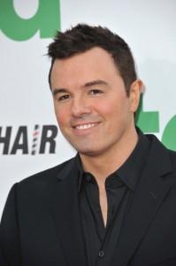 GMA: Josh Elliott Plays Abraham Lincoln & Seth MacFarlane Oscar Host
