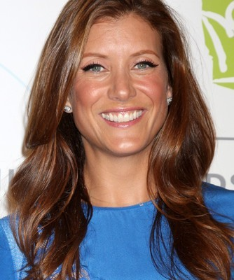Kate Walsh came by Ellen to talk about her new TV series Fargo, which is based on the cult classic Coen brothers movie. (Helga Esteb / Shutterstock.com)