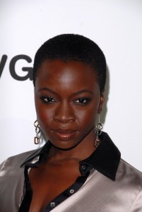 The View: Danai Gurira Samurai Sword & The Walking Dead Review