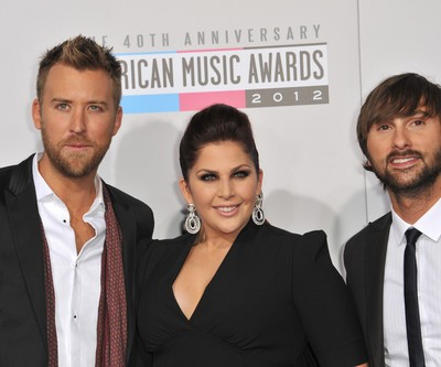 "Ellen had superstars Lady Antebellum on her show to perform their new song ""Freestyle"" off of their new album 747. (Jaguar PS / Shutterstock.com)"
