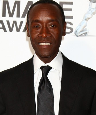 Kelly & Michael: Don Cheadle 'House of Lies'