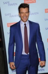 Ellen: Josh Duhamel Kids Choice Awards & Safe Haven Review