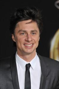 Ellen: Zach Braff Oz the Great and Powerful & The Voice's Chris Mann