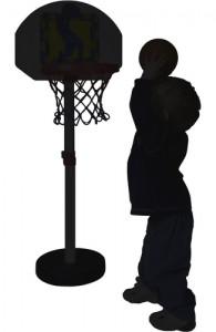 Jimmy Kimmel Vs Trick Shot Titus Ashby Basketball Free Throw Challenge