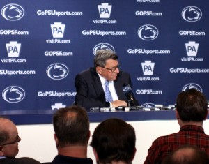 Katie: Did Joe Paterno Know About the Jerry Sandusky Scandal at Penn?